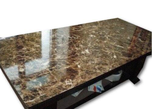 Countertop Paint No Peel and Stick Brown Marble Granite Vinyl Film