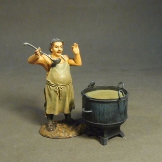 JOHN JENKINS DESIGNS WW1 THE GREAT WAR GWF-41 FRENCH COOK MIB
