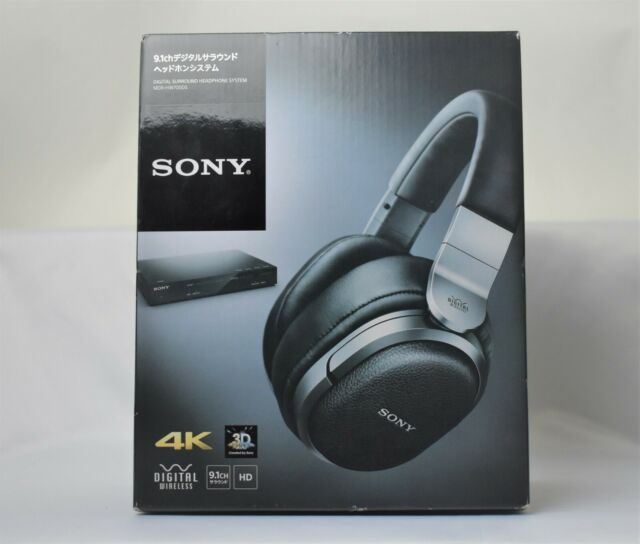 Sony - Mdr-Hw700ds -wireless (2.4ghz) Cuffie/Free-Shipping