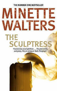 The-Sculptress-Walters-Minette-Very-Good-Book
