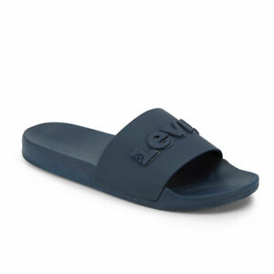 Levi's Mens 3D Soft Comfort Rubber Outsole Slip-on Slide Soccer Sandal