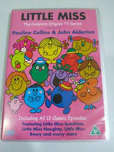 Little Miss The Complete Original TV Series 1983 - DVD Ingles Region 2 - 3T