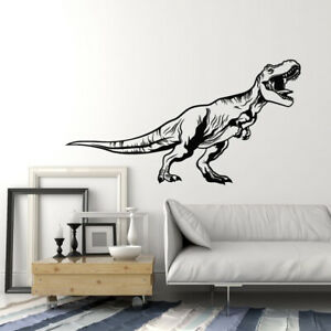 Dinosaur Vinyl Decal-Style 11