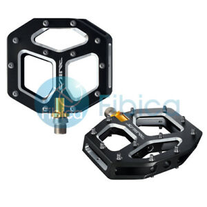 NEW-2019-SHIMANO-SAINT-PD-M828-FLAT-PLATFORM-PEDALS-MTB-OFF-ROAD-DOWNHILL