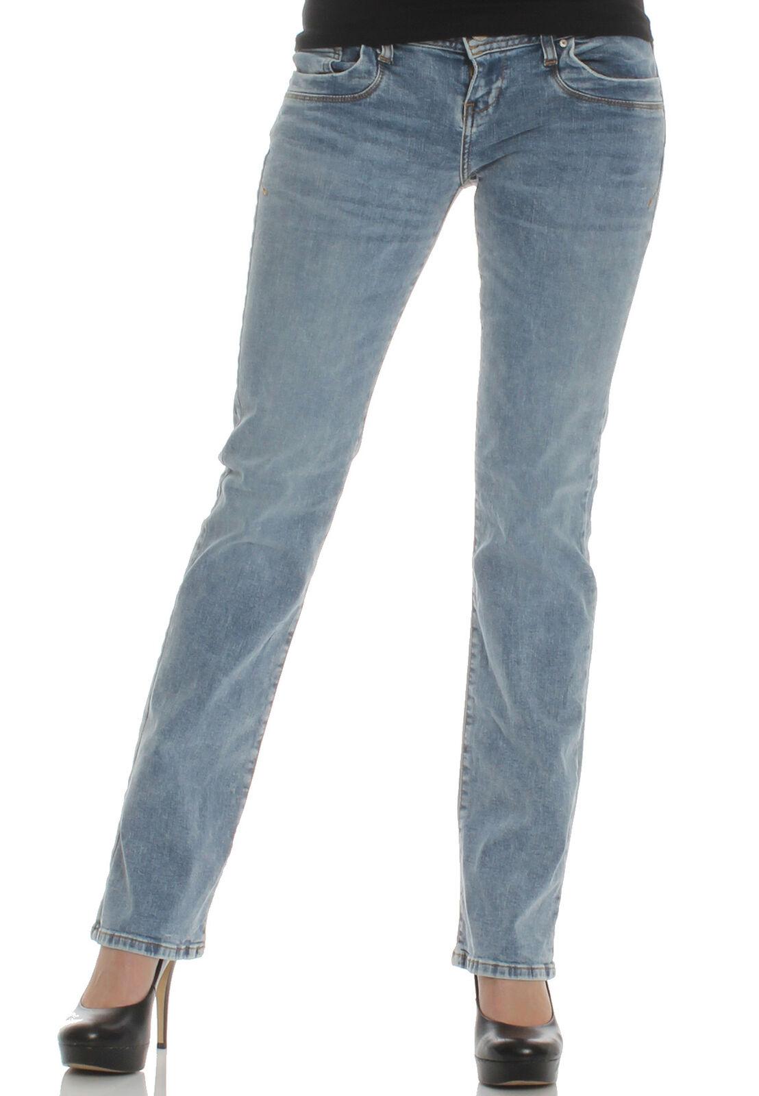 LTB Damen Jeans VALERIE Latona Latona Latona Wash Hellblau 0ac417