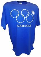 Sochi 2014 Olympic Rings 5th Ring Fail Winter Games Opening Ceremonies Tee Shirt