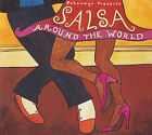 Putumayo presents : SALSA AROUND THE WORLD - CD - VARIOUS ARTISTS
