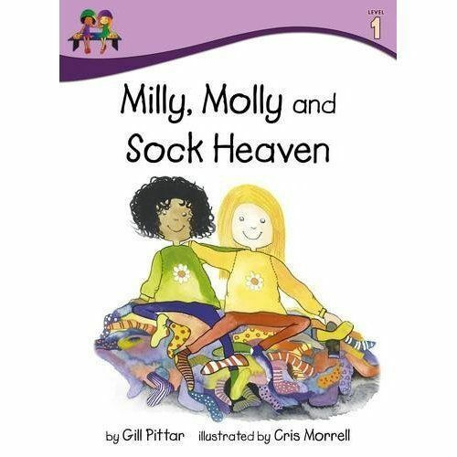 Milly Molly and Sock Heaven, Gill Pittar, Very Good Book