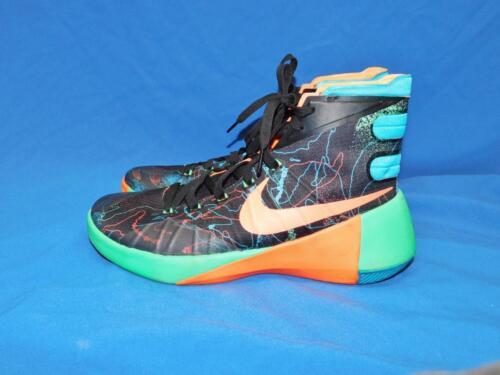 Zapatillas negro 42 naranja azul 9 Nike de baloncesto Premium 5 Hyperdunk Prm verde ZqrZY