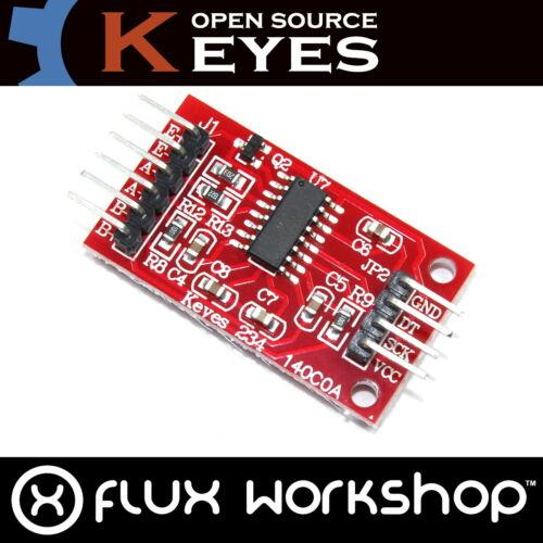 Weight Sensor HX711 Interface Genuine Keyes Module Arduino PI Flux Workshop