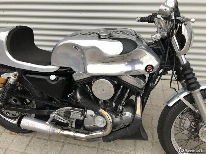 Harley-Davidson, XL1200 Sportster, ccm 1200