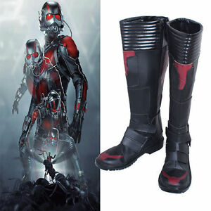 Image is loading Hot-Superhero-Movie-Ant-man-Cosplay-Costume-Accessories- 84b7f470d2d4