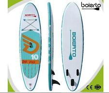 Boierto 10ft surf board Inflatable Stand Up Paddle Board SUP 10'X30''X4''