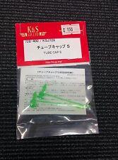 K&S GreenTube Cap S - KSJ728