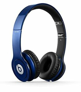 New Genuine Beats By Dr Dre Solo Hd Wired On Ear Headphones All Colors Ebay