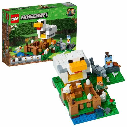 LEGO MINECRAFT IL POLLAIO 21140 E0V
