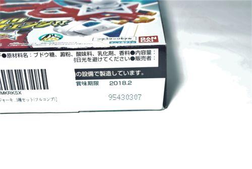 Bandai Uchu Sentai Kyuranger Kit Candy Toy Seizablaster Seiza Blaster F//S