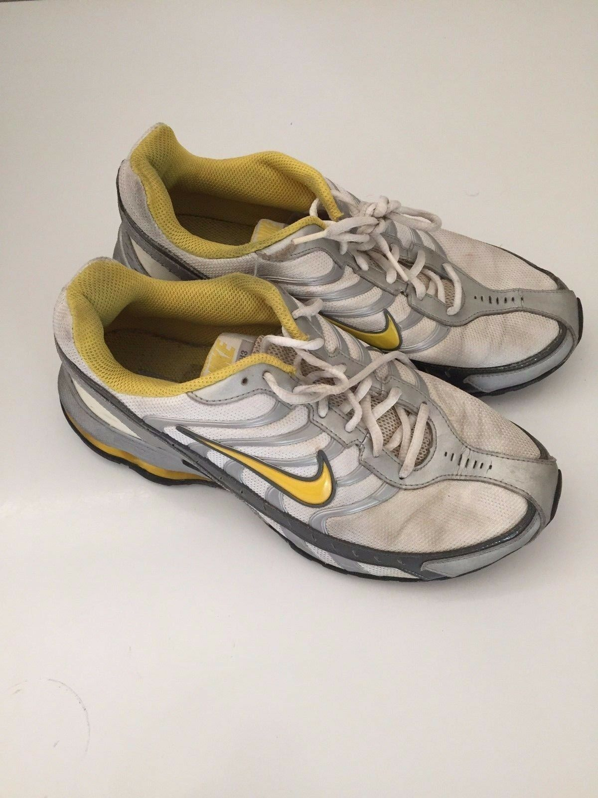 info for 69c6a 72012 ... Nike REAX RUN 3 Women s Running Running Running Shoes Size 10 Athletic  Sneakers Work out Yellow ...