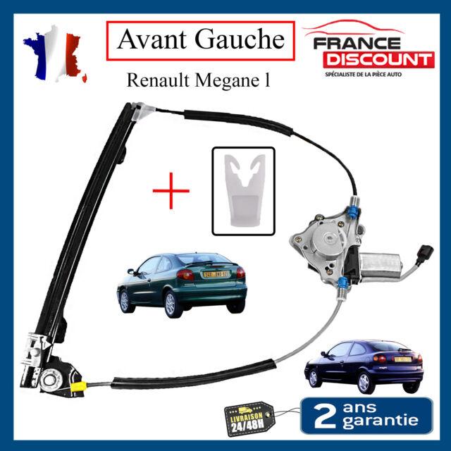 Mecanismo Elevalunas Eléctrico AVG Nuevo AC Motor Renault Megane 1 Coupe 96-03