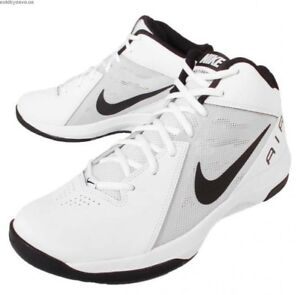Nike Hombres Overplay VIII Basketball Zapatos Mid Athletic