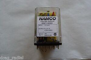 image is loading nos-namco-control-module-ee971-02303-115vac-plug-