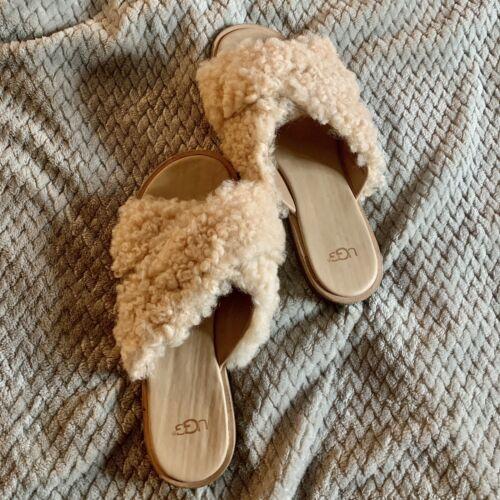 UGG Joni Sandals   SOFT OCHRE