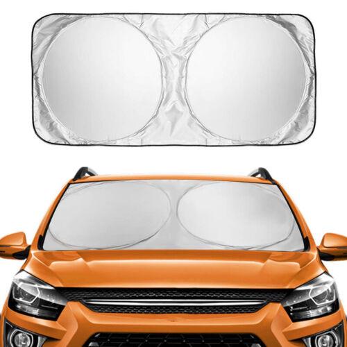 150 X 72cm Sonnenschutz Frontscheibe Auto Windschutzscheibe UV Reflekor Schutz