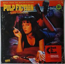 O.S.T Pulp Fiction LP/Download 180g vinyl NEU/SEALED Original Soundtrack