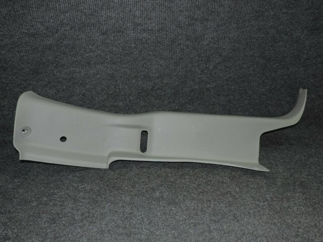 NEW OEM RH INTERIOR WINDSHIELD MOULDING TRIM MEDIUM FLINT 2004-2008 FORD F150