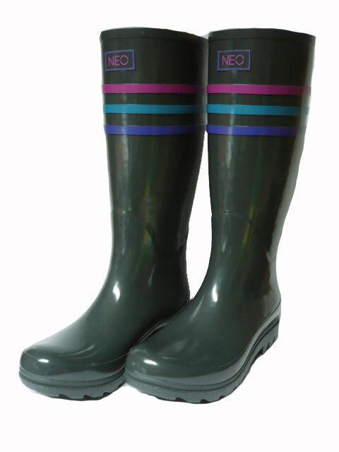 Adidas seneo Rain goma Hi botas de goma Rain botas botas de lluvia verde oliva 0dcdd6