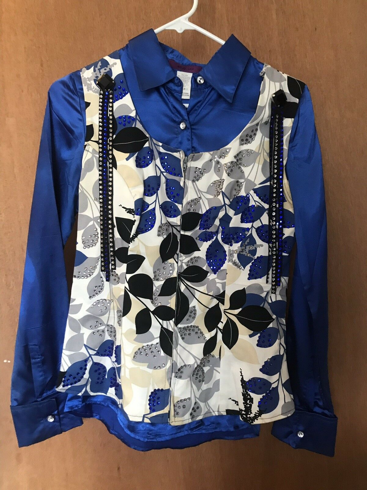 Western Pleasure Trail Show Vest