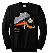 33 Chessie system Sunset Authentique Railroad Sweat-shirt
