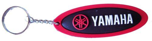 Collectible Gift New rubber Yamaha Motorcycle Bike Racing keychain//keyring
