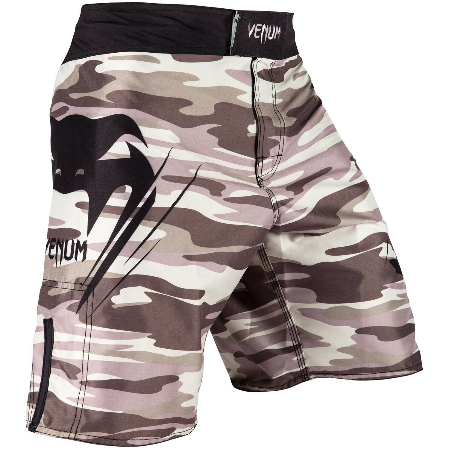 10d3adb85c Make no compromise between performance and style with the Venum Wave Camo  fightshort. These Venum fight shorts ...