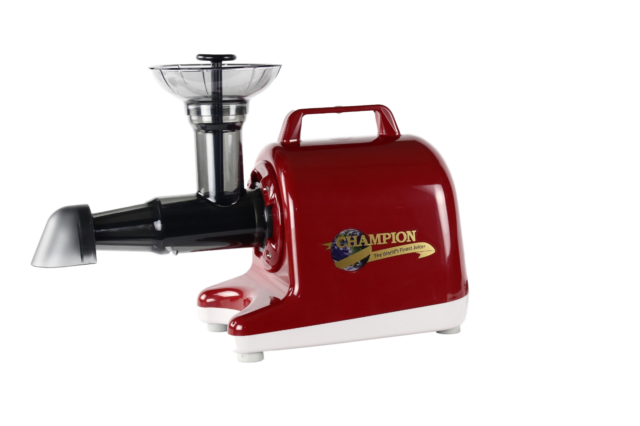 NEW CHAMPION JUICER 4000 BLACK or RED