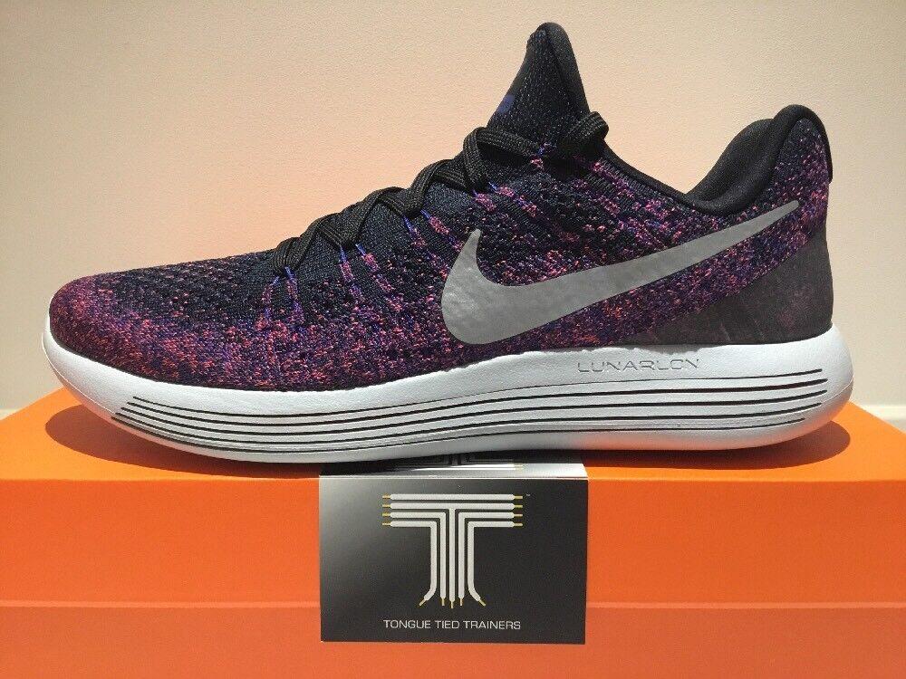 Nike 863779 Lunarepic Low Flyknit 2 ~ 863779 Nike 015 ~ Size 9.5 f01d94
