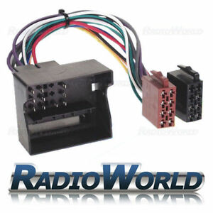 Ford-Fiesta-Focus-C-Max-Fusion-ISO-Stereo-Head-Unit-Adaptor-Wiring-Lead-PC2-84-4