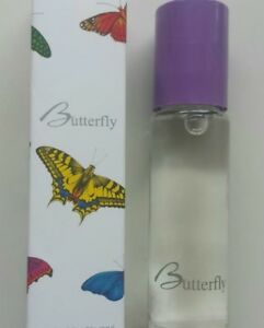 1-x-Avon-Butterfly-Cologne-Roll-On-Purse-Concentre-9ml-New-Rare-amp-Discontinued