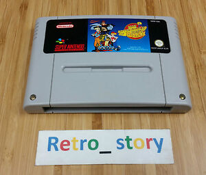 Super-Nintendo-SNES-The-Adventures-Of-Mighty-Max-PAL