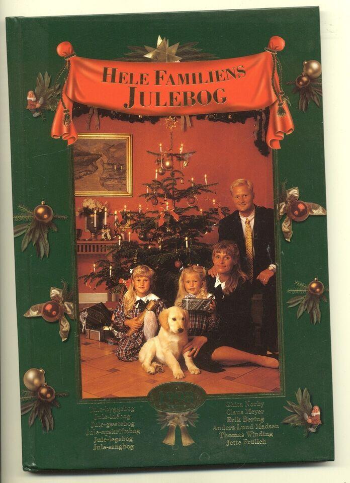 Julebøger, diverse