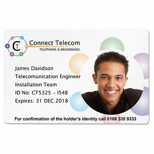 Custom-Made-ID-Cards-Business-Company-Membership-Staff-Pass-Badge-Plastic-Print