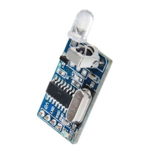 5V Remote Decoder Ir Infrared Wireless Module Encoding Transmitter//Receiver