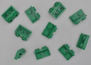 25x LEGO® 1x2-1x2 Winkel grün 99780 green bracket