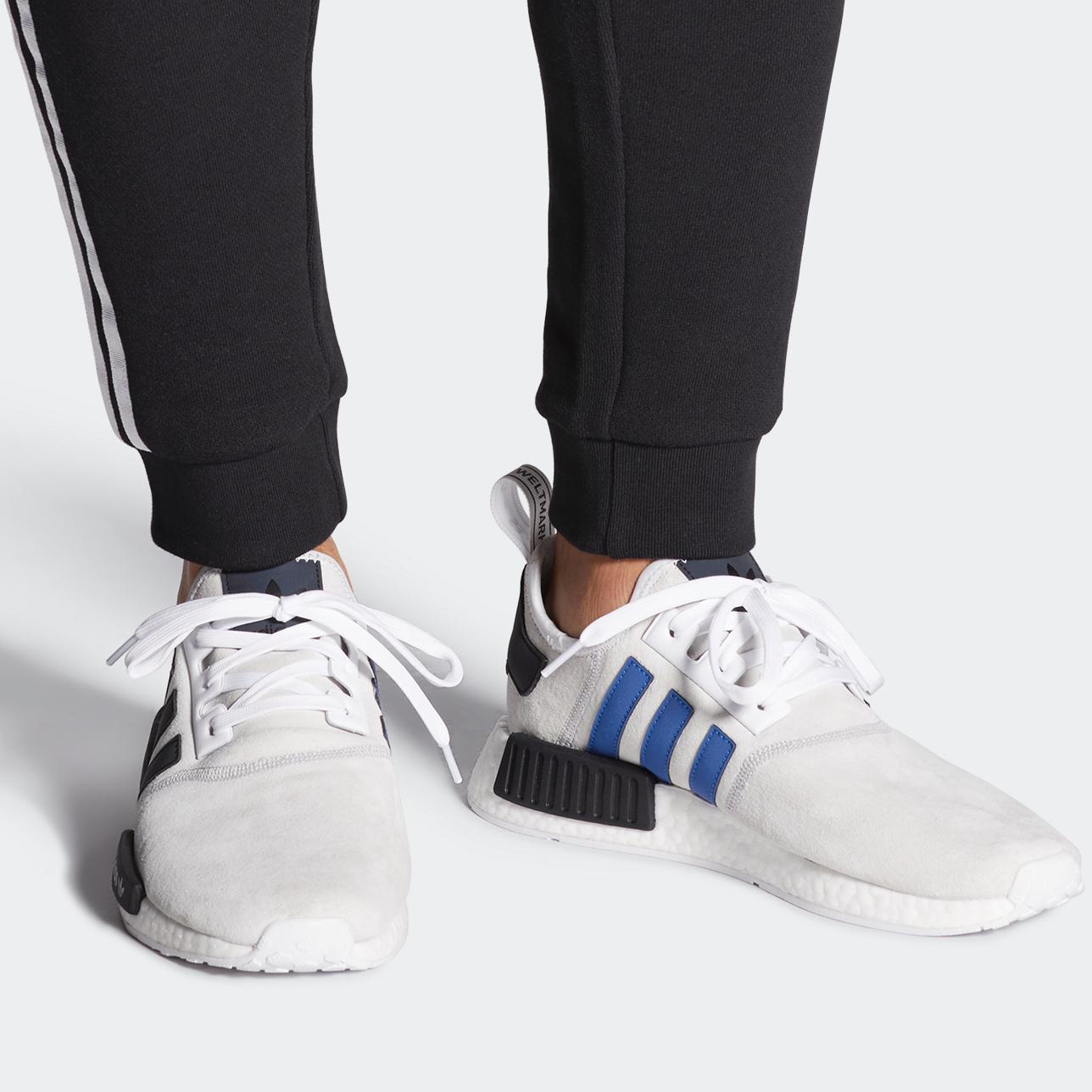 Adidas Originali NMD R1 XENO Pack  bianca Men's Comfy scarpe Lifestyle scarpe da ginnastica  Garanzia di vestibilità al 100%