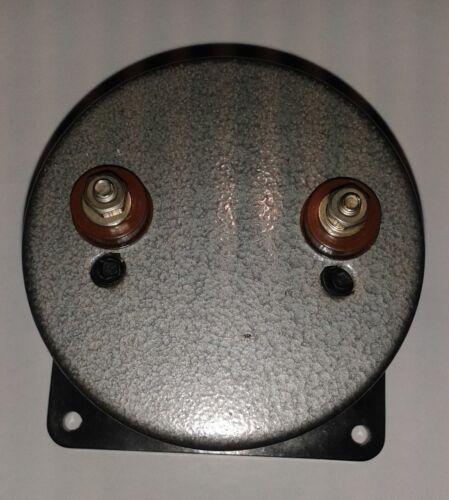 1 Stck Einbauinstrument 1 mA DC  UdSSR NOS 2,5/% schwarz TOP Zustand
