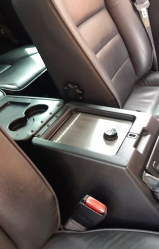 Land Rover Discovery 2 2001 D2 CUBBY BOX Safe Tuff-ROK