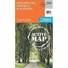 Bridlington, Driffield & Hornsea by Ordnance Survey (Sheet map, folded, 2015)