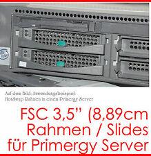 HOTSWAP HDD SCSI RAHMEN RAID CONTROLLER FSC TX150 TX200 TX300 TX600 P200 -OK