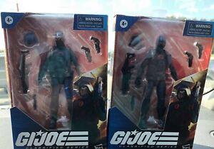 Lot Of 2 Hasbro GI JOE Classified Series Cobra Infantry Sealed Figure New Rare