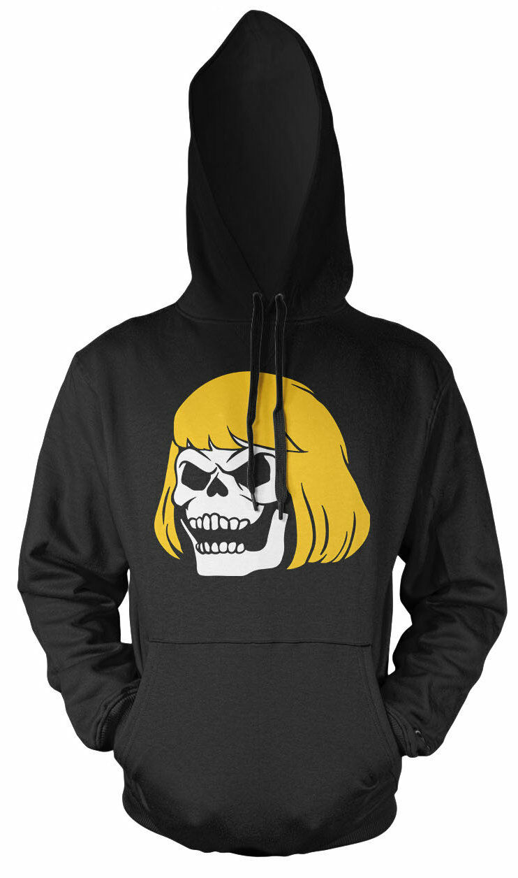 Death He-Man Kapuzenpullover | Masters of the Universe Skeletor MOTU Kult Fun